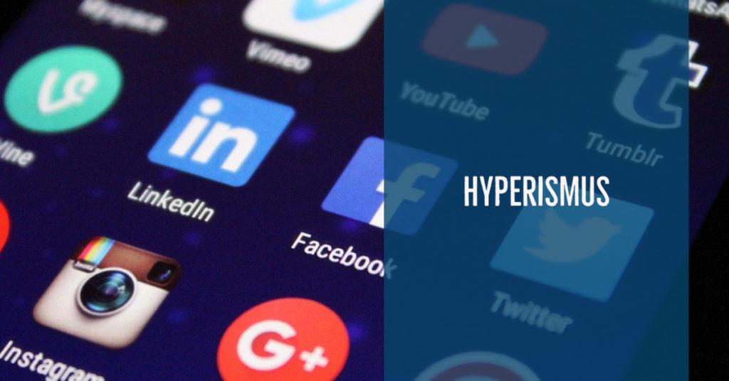 Die übererregte Gesellschaft – die digitale Welt als Biotop des Hyperismus