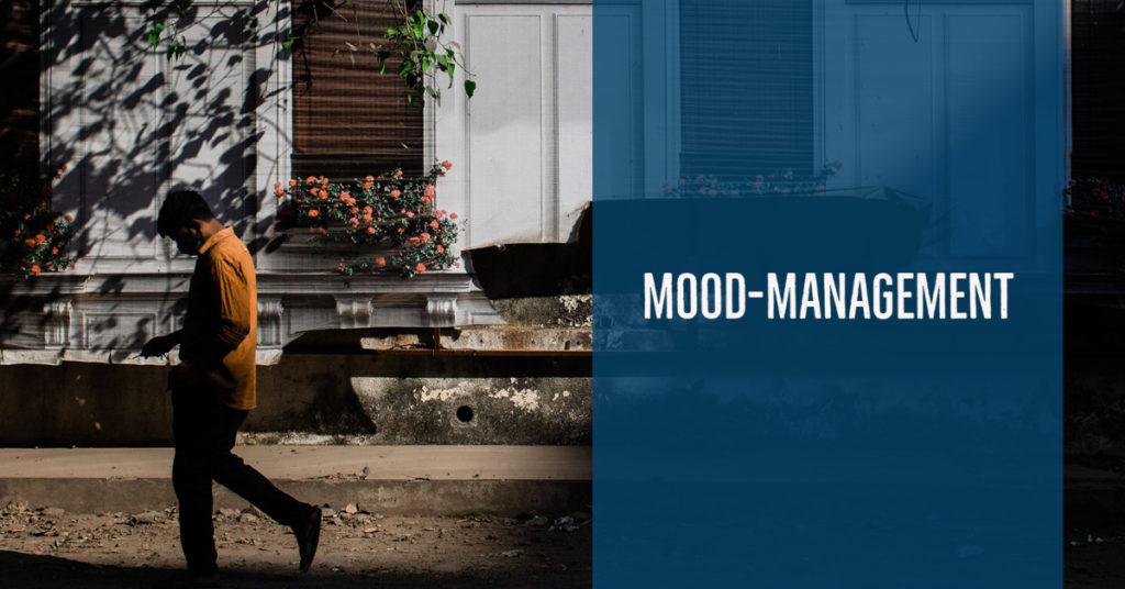 """""""In the Mood"""" - Mood-Management: Theorie und Praxis. Eine Betrachtung aus Sicht der Suchtprävention und Suchthilfe"""