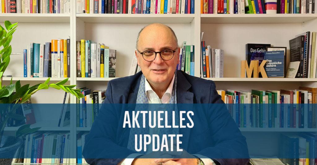 Aktuelles Update: Meine Schwerpunkte, Projekte & Ziele